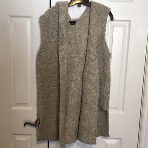 Zara knitted vest